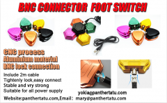 Tattoo Foot Switch