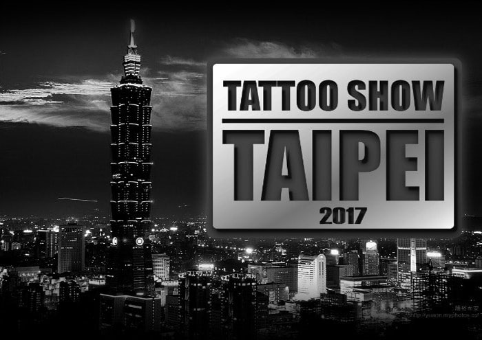 Tai Pei Tattoo Show Is Coming