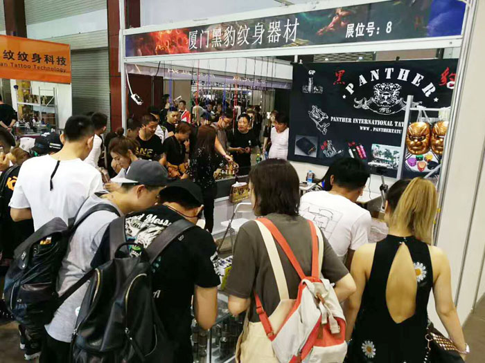 2017Lang Fang Tattoo Convention Makes a success